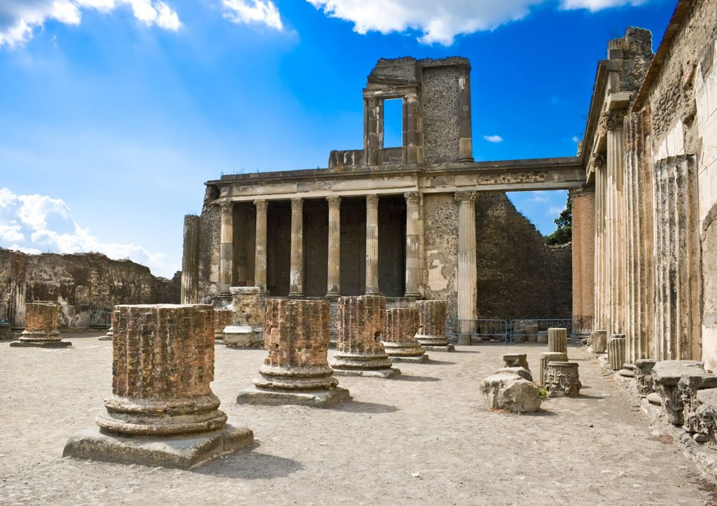 Naples and Pompei Tour