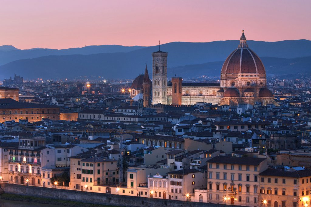 Florence City Tour from Rome